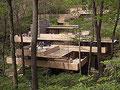 アメリカ建築の旅19 フランク・ロイド・ライト 落水荘