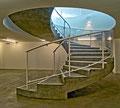 EPFL-Lausanne, Rolex Learning Center, Architekturbüro Sanaa, Japan