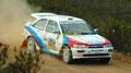 António Lampreia / Luis Assunção - Ford Escort Cosworth