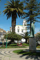 Igreja de S. Paulo - Jardim da Alagoa