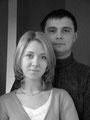 Ксения Григорьевна Михеева и Виталий Геннадьевич Рубков (22 III 2009 г.)