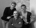 Владимир Михеевич, Григорий Михеевич и Александр Михеевич Михеевы (5 I 2010 г.)