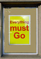 Everything must go 2