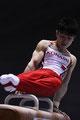 2016 Kohei Uchimura at Yoyogi National Gymnasium