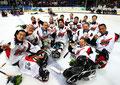 2010 Ice Sledge Hockey @ UBC Thunderbird Arena