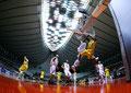2009 Basketball JBL @ Yoyogi 1st Gymnasium