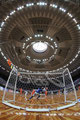 2014 Futsal F League @ Osaka Municipal Central Gymnasium