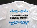 Personalisierte Berufsbekleidung - Polo-Shirt mit Firmenwerbung - Vektor-Grafiken nach Ihren Bedürfnissen