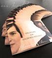 Physisches Produkt - Kleinauflage Einladungskarte Goldene Hochzeit