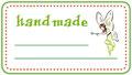 Etikett WALDFEE - Geben Sie Ihrem Produkt ein Label!