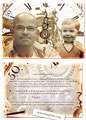 Einladungskarte im Postkartenformat - Ihre Bilder und Texte harmonisch komponiert.