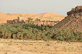 Située à l'Ouest du Grand Erg Occidental entre Bechar et Beni Abbes, Taghit est une oasis magnifique à l'ombre de grands palmiers