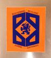 Sticker BB, A-kring Zuid Holland-b