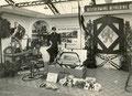 Wervingsfoto BB midden jaren 50. (bron: www.museumbeschermingbevolking.nl)