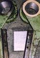 プラケット内径 粗びき加工