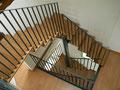 vue complète escalier