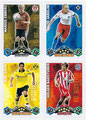 Orginal Bogen: 267 Marius Ebbers, 82, 27, 221; Match Attax Traiding Card Game 2010/2011; Topps