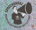 Sticker 165: Sprecherrat der Offiziellen Fanclubs des FC St. Pauli; Fanclubsprecherrat; St. Pauli Sammeln! Panini Bilderdienst, Stuttgart