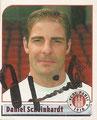 Sticker 177 mit Orginalunterschrift: Fußball Bundesliga 2002; Panini Bilderdienst, Nettetal, Kaldenkirchen