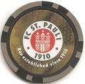 Chipz ohne Nummer: St. Pauli Wappen; Bundesliga Chipz 2010/2011; Topps