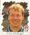 Sticker 159: Panini Junior Sticker (Die Endphase der Saison 95/96); Panini Bilderdienst, Nettetal, Kaldenkirchen