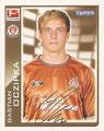 Sticker 348: Fußball Bundesliga (Offizielle Bundesliga Sticker-Sammlung 2010/2011 Autogramm-Auflage); Topps