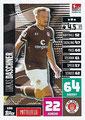 Trading Card 690: Lukas Daschner; Topps Match Attax Extra 2020/2021; Topps