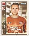 Sticker 346: Fußball Bundesliga (Offizielle Bundesliga Sticker-Sammlung 2010/2011 Autogramm-Auflage) ; Topps