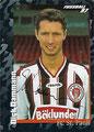 Sticker 374 mit Orginalunterschrift: Fußball' 97; Panini Bilderdienst, Nettetal, Kaldenkirchen