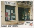 Sticker 158 Fanladen Brigittenstrasse; Fanladen St. Pauli; St. Pauli Sammeln! Panini Bilderdienst, Stuttgart