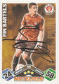 Trading Cards 265 mit Orginalunterschrift: Topps Match Attax 2010/2011