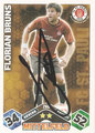 Trading Cards 260 mit Orginalunterschrift: Match Attax Traiding Card Game 2010/2011; Topps