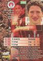 Trading Card 140: Rückseite Trading Card; Bundesliga Cards '96 ran Sat 1 Fußball; Panini Bilderdienst, Nettetal, Kaldenkirchen
