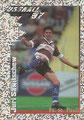Glitzer Sticker 395: Juri Sawitschew; Fußball' 97; Panini Bilderdienst, Nettetal, Kaldenkirchen