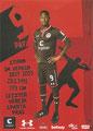 Fabrice Picault; Rückseite Autogrammkarte: Saison 2016/17 (2. Bundesliga)