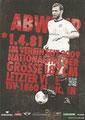Markus Thorandt; Rückseite Autogrammkarte: Saison 2012/13 (2. Bundesliga)