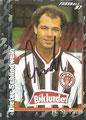 Sticker 378 mit Orginalunterschrift: Fußball' 97; Panini Bilderdienst, Nettetal, Kaldenkirchen