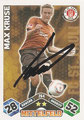 Trading Cards 264 mit Orginalunterschrift: Match Attax Traiding Card Game 2010/2011; Topps