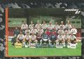 Sticker 372: Mannschaftsbild; Fußball' 97; Panini Bilderdienst, Nettetal, Kaldenkirchen