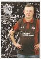 Siegmar Krahl (Zeugwart); Saison: 2010/11 (1. Bundesiga); Trikowerbung: Ein Platz an der Sonne