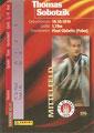 Traiding Card 174: Rückseite Trading Card; Bundesliga Collection 97 (Die Cards-Kollektion zur Rückrunde der Saison 97); Panini Bilderdienst, Nettetal, Kaldenkirchen