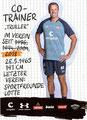Andre Trulsen; Rückseite Autogrammkarte: Saison 2019/20 (2. Bundesliga)