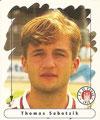 Sticker 168: Panini Junior Sticker (Die Endphase der Saison 95/96); Panini Bilderdienst, Nettetal, Kaldenkirchen
