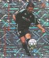 Glitzer Sticker 171: Henning Bürger; Fußball Bundesliga 2002; Panini Bilderdienst, Nettetal, Kaldenkirchen