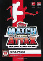 Trading Card 374: Rückseite Trading Card; Topps Match Attax 2019/2020; Topps