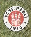 Sticker 168: FC St. Pauli Wappen; Fußball Bundesliga 2002; Panini Bilderdienst, Nettetal, Kaldenkirchen