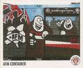 Sticker 65: AFM-Container; Der Verein; St. Pauli Sammeln! Panini Bilderdienst, Stuttgart