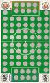 Rubbelkarte ohne Nummer: FC St. Pauli - 1860 München; Fußball-Sammel-Power Serie 1; Sun Edition, Eching