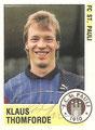 Fußball 89: Ich suche folgende Sammelbilder dieser Serie mit Orginalunterschrift: Sticker 99: Reinhard Kock, Sticker 102: Peter Knäbel, Sticker 108: Kazuo Ozak
