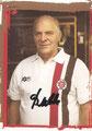 Claus Bubke (Zeugwart); Saison: 2009/10 (2. Bundesliga); Trikowerbung: DACIA